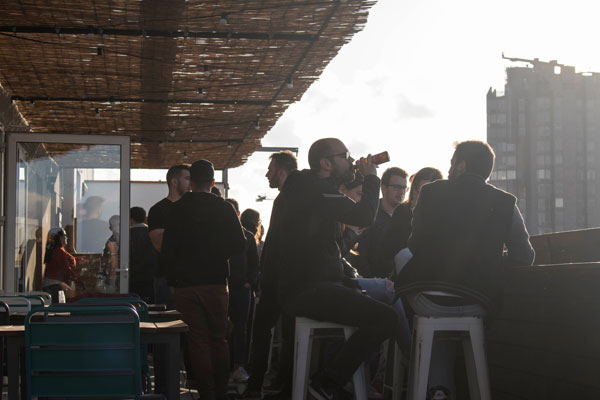 Cervezas finales del Travel Hackathon