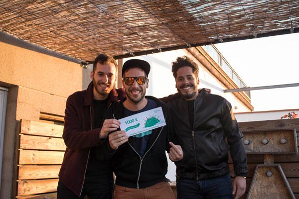 Ganadores del Travel Hackathon