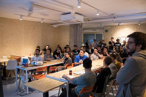 Participantes Travel Hackathon